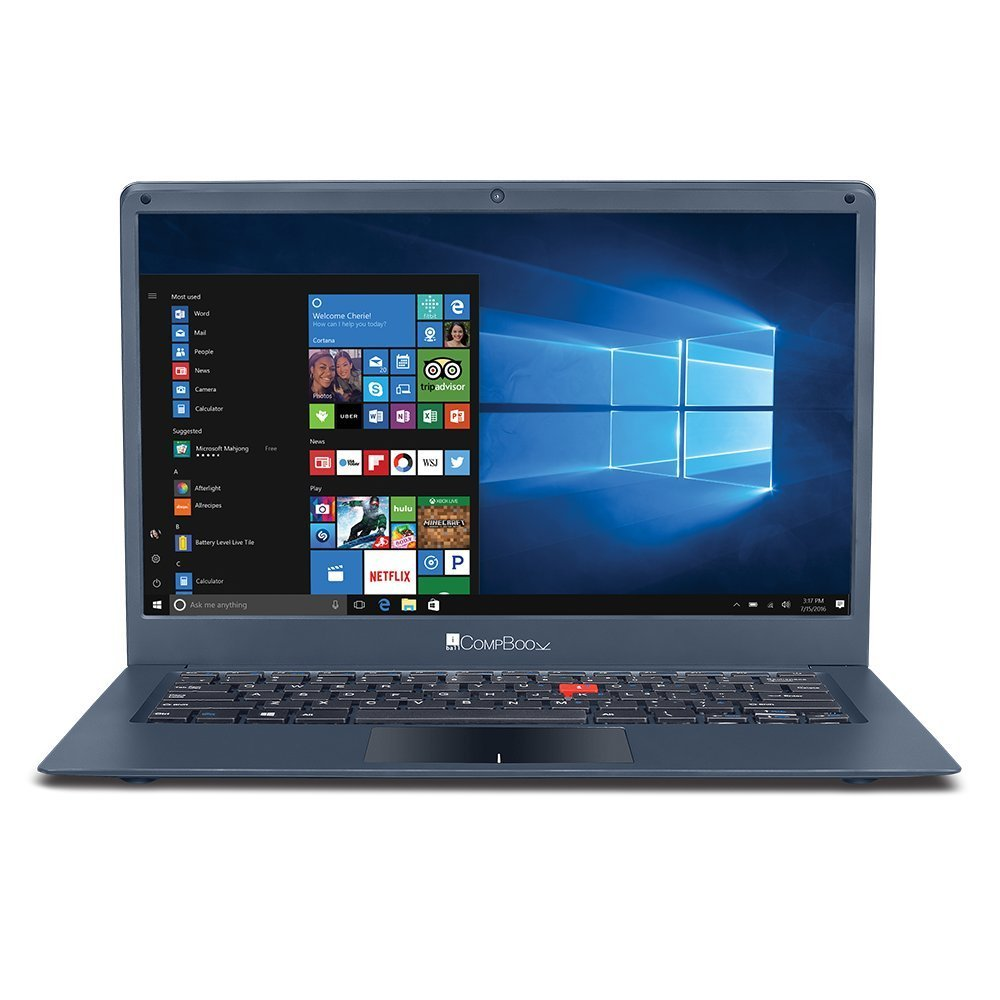 iBall CompBook Marvel 6 14-inch Laptop