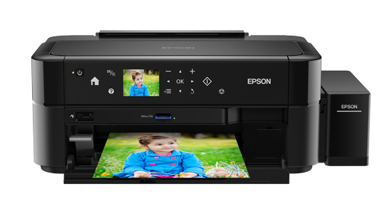 Epson L810 Ink Tank System Printer