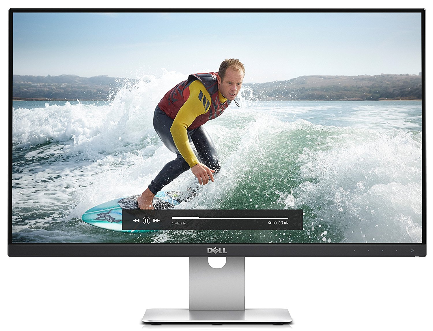 Dell S Series 24-Inch Screen LED Monitor