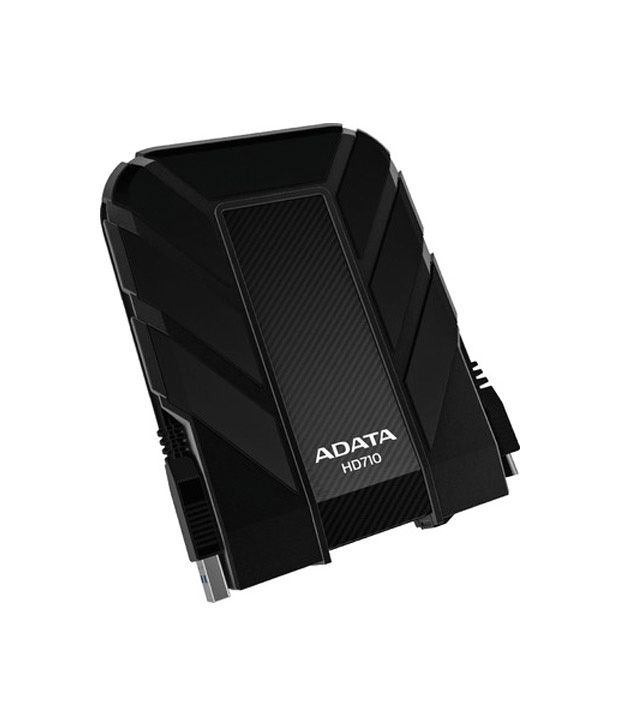 ADATA Dash Drive Durable HD710 1 TB USB 3.0 ahd710-1tu3-cbk Black