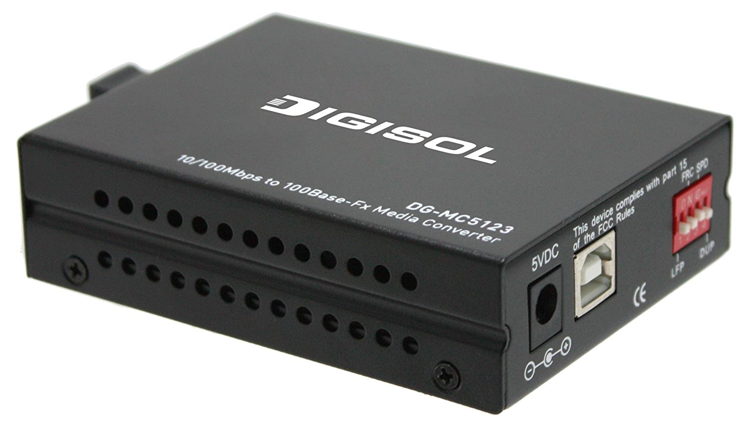 Digisol DG-MC5123 Media Converter