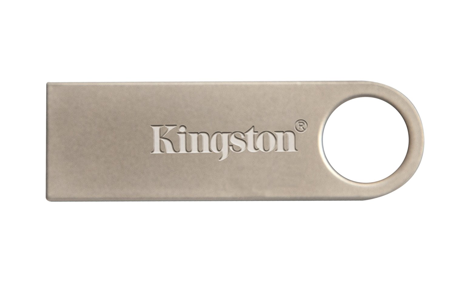 Kingston DataTraveler SE9 16GB USB 2.0 Pen Drive (Champagne)