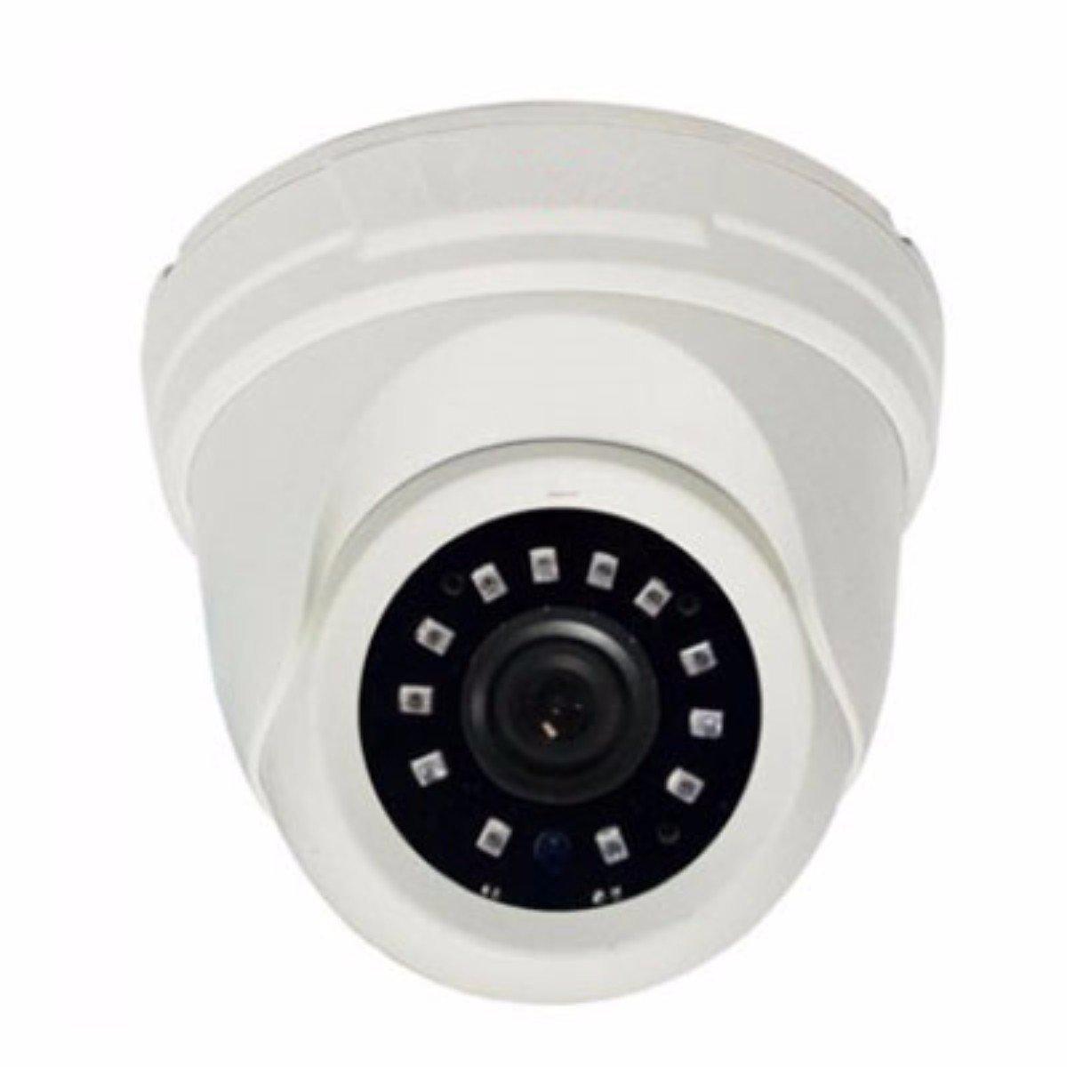 Cp Plus Cp-Vac-D13L2 1.3 Mp 20M Ir Dome Camera (White)