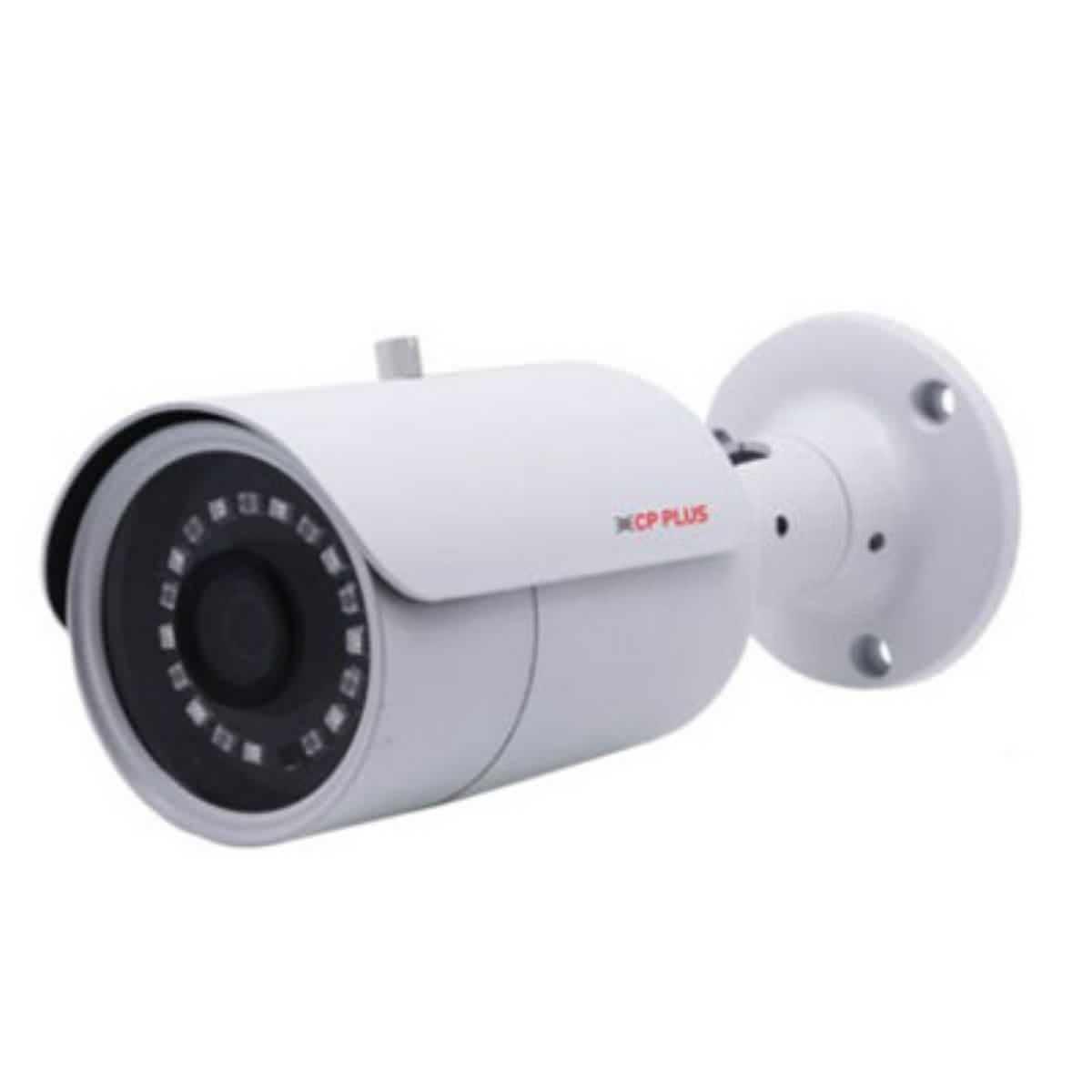 CP Plus CP-VAC-T10L3 1 MP 30M IR Bullet Camera (White)