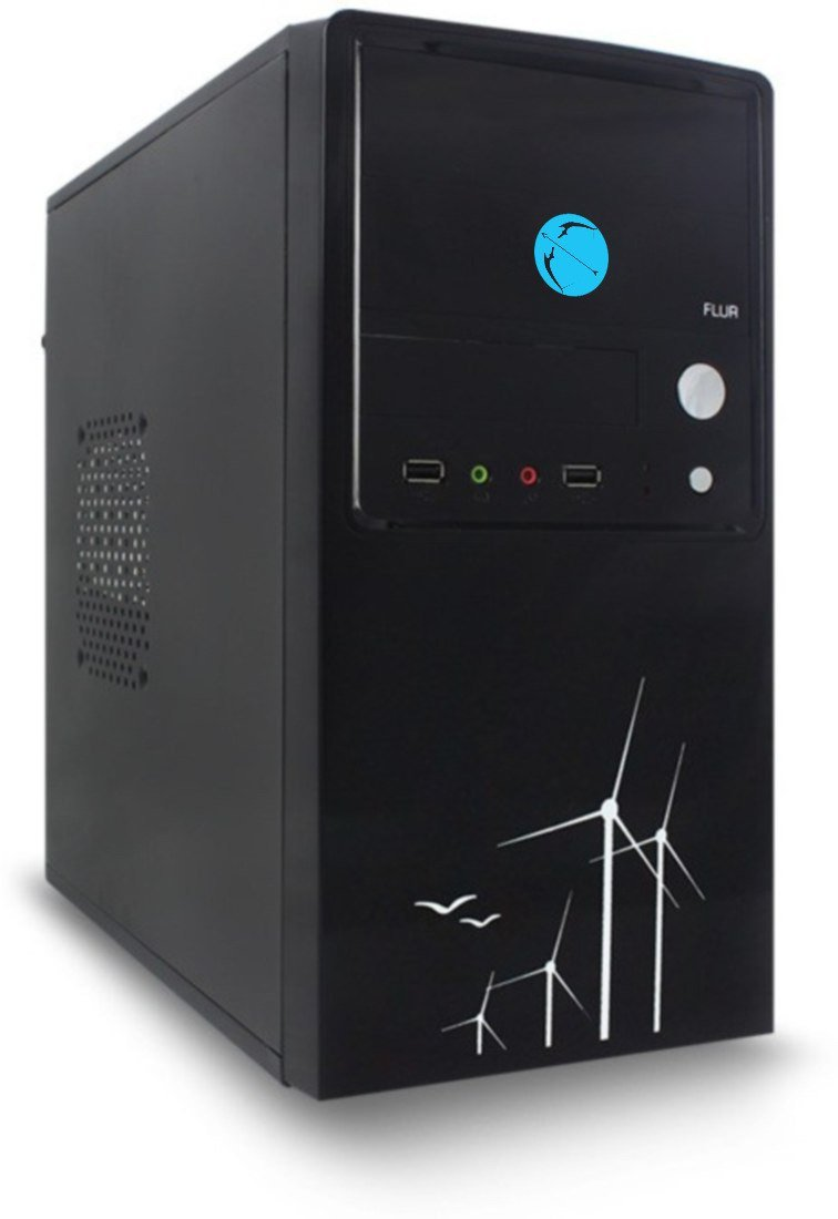 Intel Core I3 Processor / 4GB RAM / 500GB Hard Disk Drive / DVD RW /  Assembled Desktop