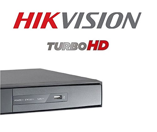 Hikvision New Upgraded DS-7208HQHI-K1 3MP 8CH Turbo HD Metal DVR 1Pcs.