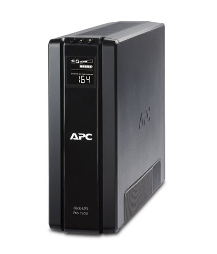 APC Back-UPS BR1500G-IN 1500VA UPS (Black)