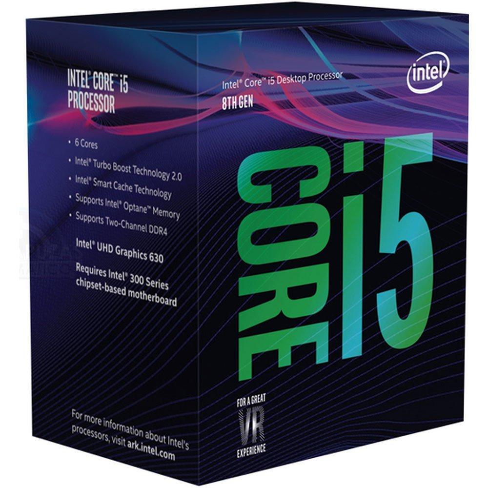 Intel Core i5-8400 BX80684I58400 Processor