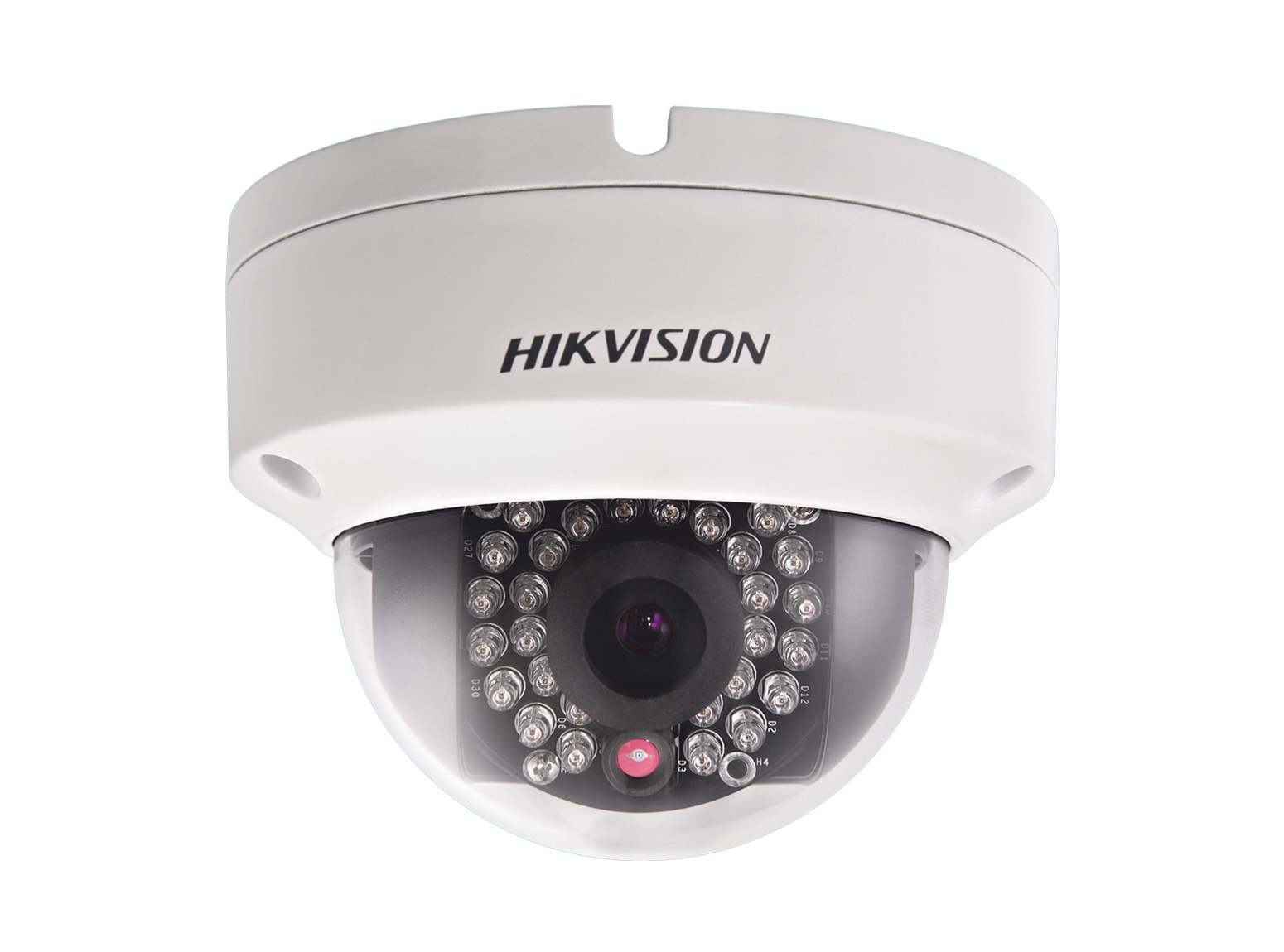 HikVision 2MP IP IR Fixed Dome Camera DS-2CD2120-I