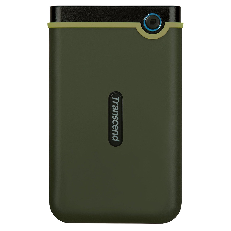 Transcend StoreJet 25M3G 2.5-inch 1TB USB3.1 Portable External Hard Drive
