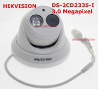 Hikvision Original English DS-2CD1331-I (4mm) POE IR 3MP Turret Network Camera