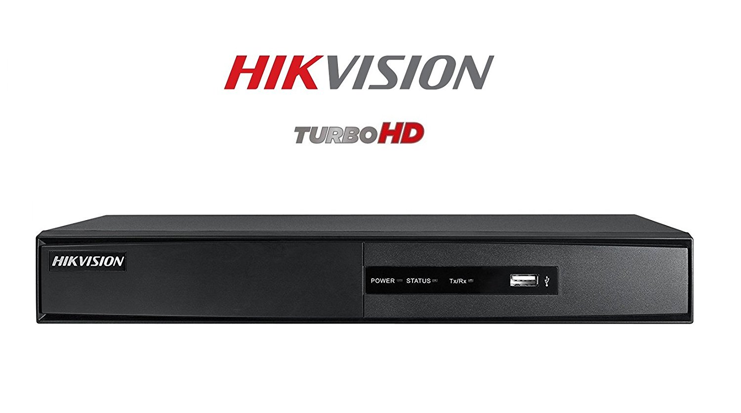 HikVision DS-7208HGHI-F1 DVR 8 Channel Tribrid HDTVI Metal Body,Support AHD+IP