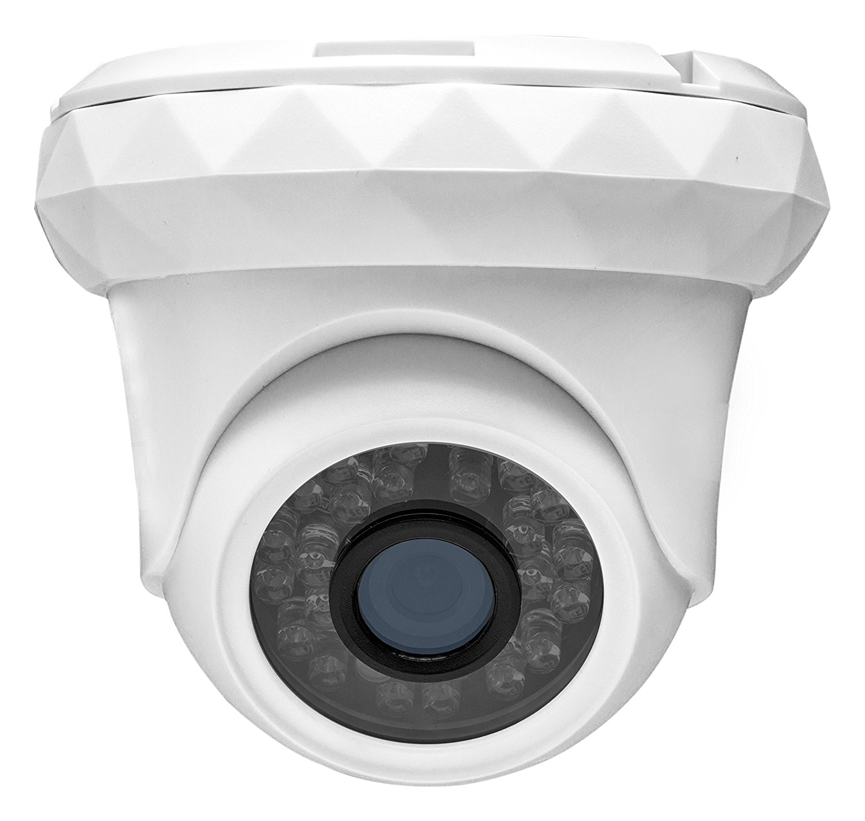 Hi-Focus_1MP Analog High Defi nition Sensor 720P 3.6mm fi xed Mega pixel lens