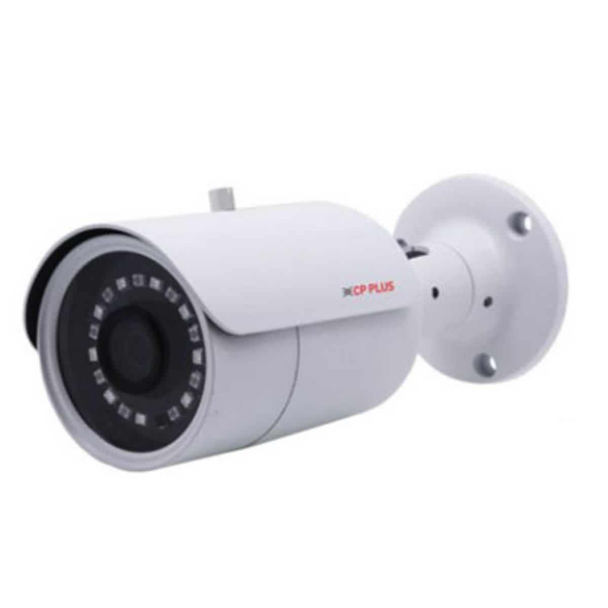 CP Plus CP-VAC-T24L3 2.4 MP 30M IR Bullet Camera (White)