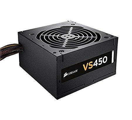 Corsair VS450 450-Watt Power Supply
