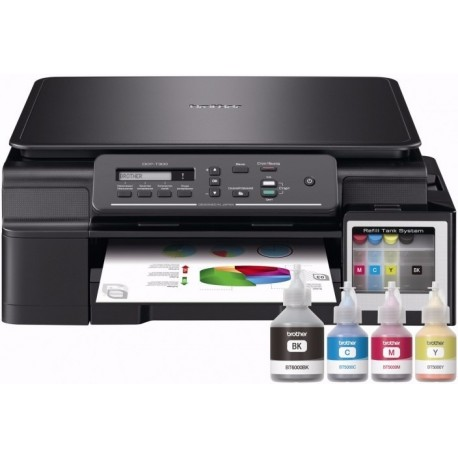 Brother DCP-T300-Ink Tank Multi-Function Centres (Refill Tank System)