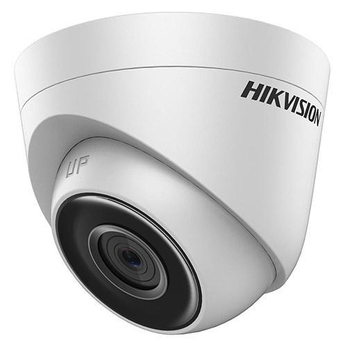 White Hikvision IP Camera DS-2CD130P-I