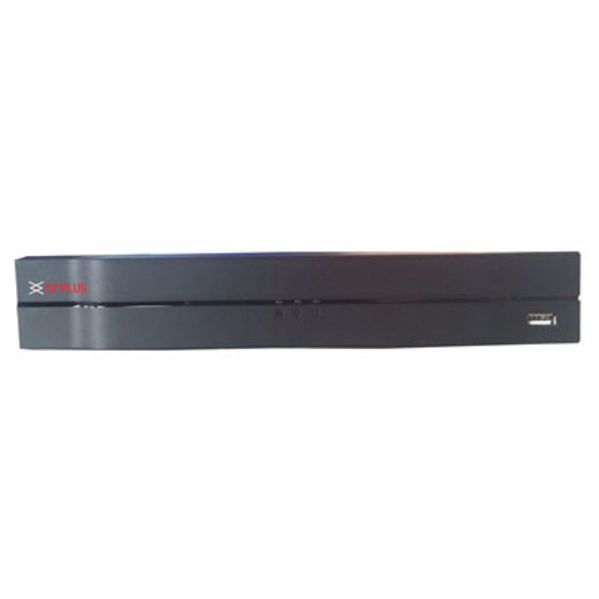 CP Plus CP-UVR-0401E1-S (without Harddisk) 4 Channel DVR (Black)