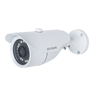 2MP Full HD Day & Night Outdoor Fixed Bullet Network Camera DCS-F4712