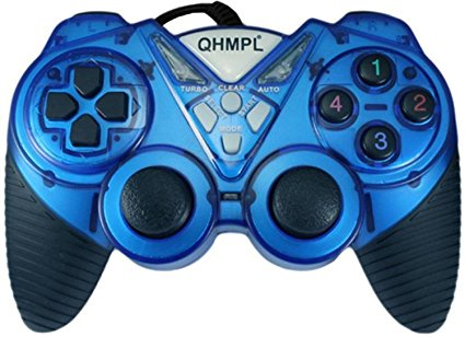 QHM7487-2V USB GAMEPAD