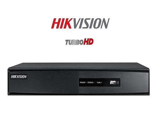 Hikvision DS-7208HUHI-K1 5MP 8CH Turbo HD Metal DVR