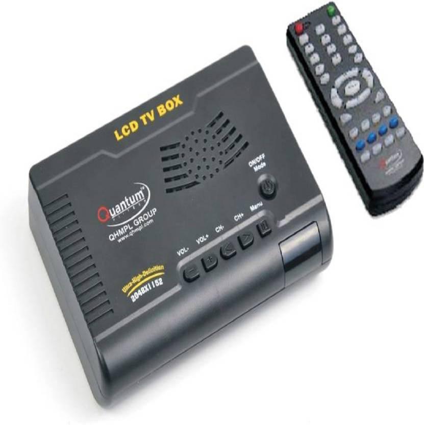 QHM7072 LCD TV BOX