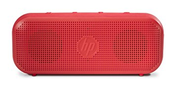 HP Red Bluetooth Speaker 400