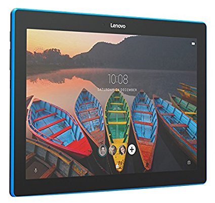 Lenovo TB-X103F Tablet (10.1 inch/16GB/Wi-Fi Only), Black