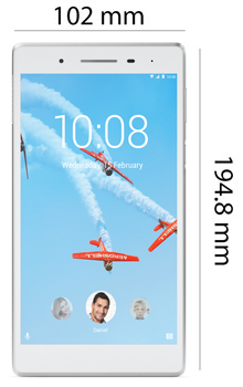 Tab 4 7HD 7 Inch 4G ( Lenovo TB-7504X TAB 2GB+16GB )