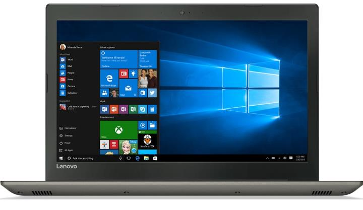 Lenovo IdeaPad 320 80XL040EIH 15.6-inch Laptop (7th Gen Core i5-7200U/8GB/2TB/Windows 10/2GB Graphics), ONYX BLACK