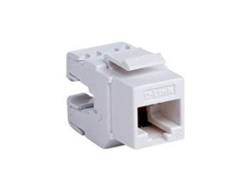 D-LINK KEYSTONE JACK CAT6 CONNECTING HARDWARE