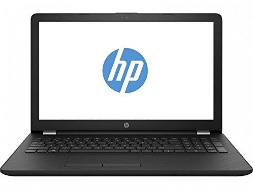 HP 15 - BS608TU 2017 15.6-inch Laptop (Intel Pentium Processor N3710/4GB/1TB/Windows 10/Integrated Graphics), Sparkling Black