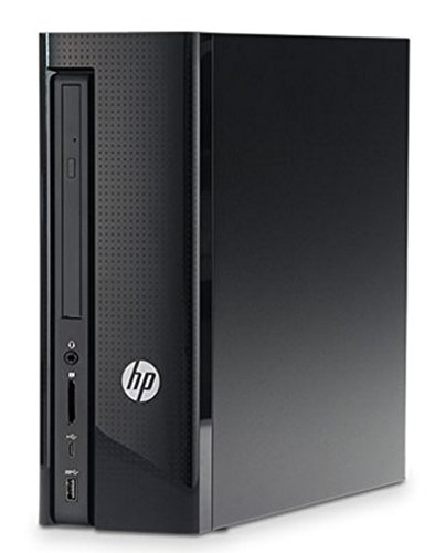 HP Desktop 270-P020il (6th Gen Core i3-6100T/4GB/1TB/DOS/Integrated Graphics), Black