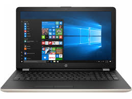 HP 15g-br105tx 15.6-inch Full HD Anti-Glare Laptop (8th Gen Intel i5-8250U/8GB DDR4/1TB HDD/AMD 2GB Graphics/Win 10/MS Office H&S 2016) Silk Gold