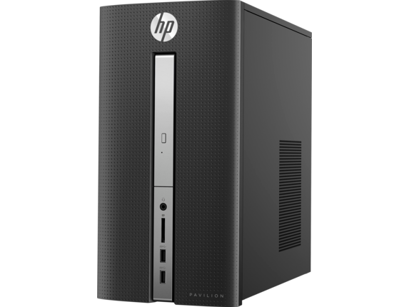HP 570-P042IN– I5-7400-7TH Gen/4GB/1TB/DVD/Wifi/Bt/Win10/1 Year Onsite/HP 20""
