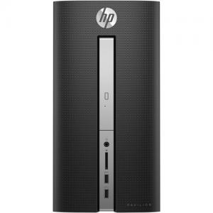 HP 570-P043IL– I3-7100-7TH GEN/4GB/1TB/Wifi/Bt/Dvd/1 Year Onsite/HP 20""