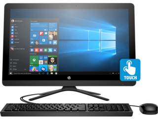 HP 20-C012il All-in-One Desktop