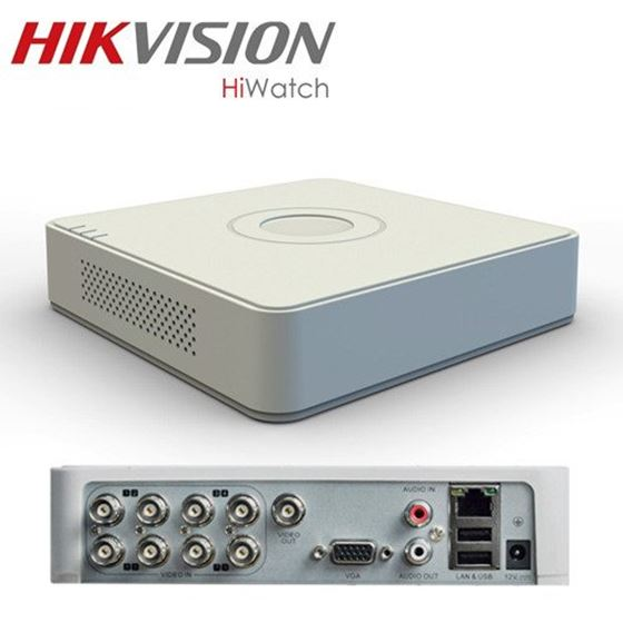 HIKVISION DS-7A08HGHI-F1 8 CH. 1 MP 8 Turbo