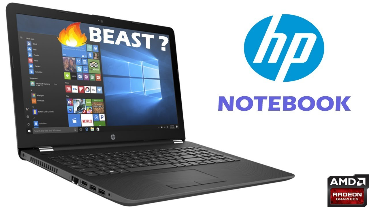 HP 15q-BW084AX 2018 15.6-inch Laptop