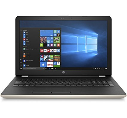 HP 15g-br019TX 2017 15.6-inch Laptop (7th Gen Intel Core i5-7200U/4GB/1TB/Windows 10/2GB Graphics), Silk Gold
