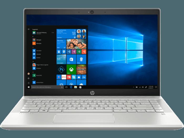 HP PAVILION 14-CE1000TX CORE I5 8TH GEN WINDOWS 10 LAPTOP (8 GB, 256 GB SSD, 2 GB GRAPHICS, 35.56 CM, SILVER)