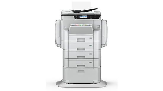 Epson WF-C869R	4 Colour A3 size Photo/5760*1440, CIS Ink Tank system builtin , Duplex Print/Scan , DADF,Direct WiFi , Network