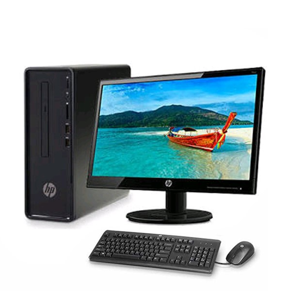 HP 290-A0009il– PQC-J5005/4GB/1TB/Wifi/Bt/Dos/Dvd/1 Year Onsite /HP 20""