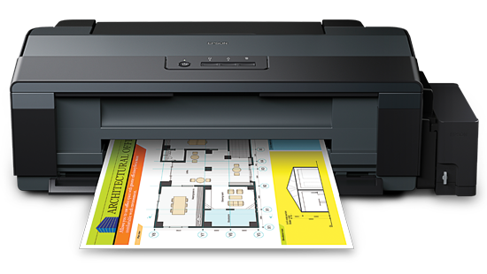 Epson L1300	4 Colour A3 size /5760*1440, CIS Ink Tank system builtin      (NEW)