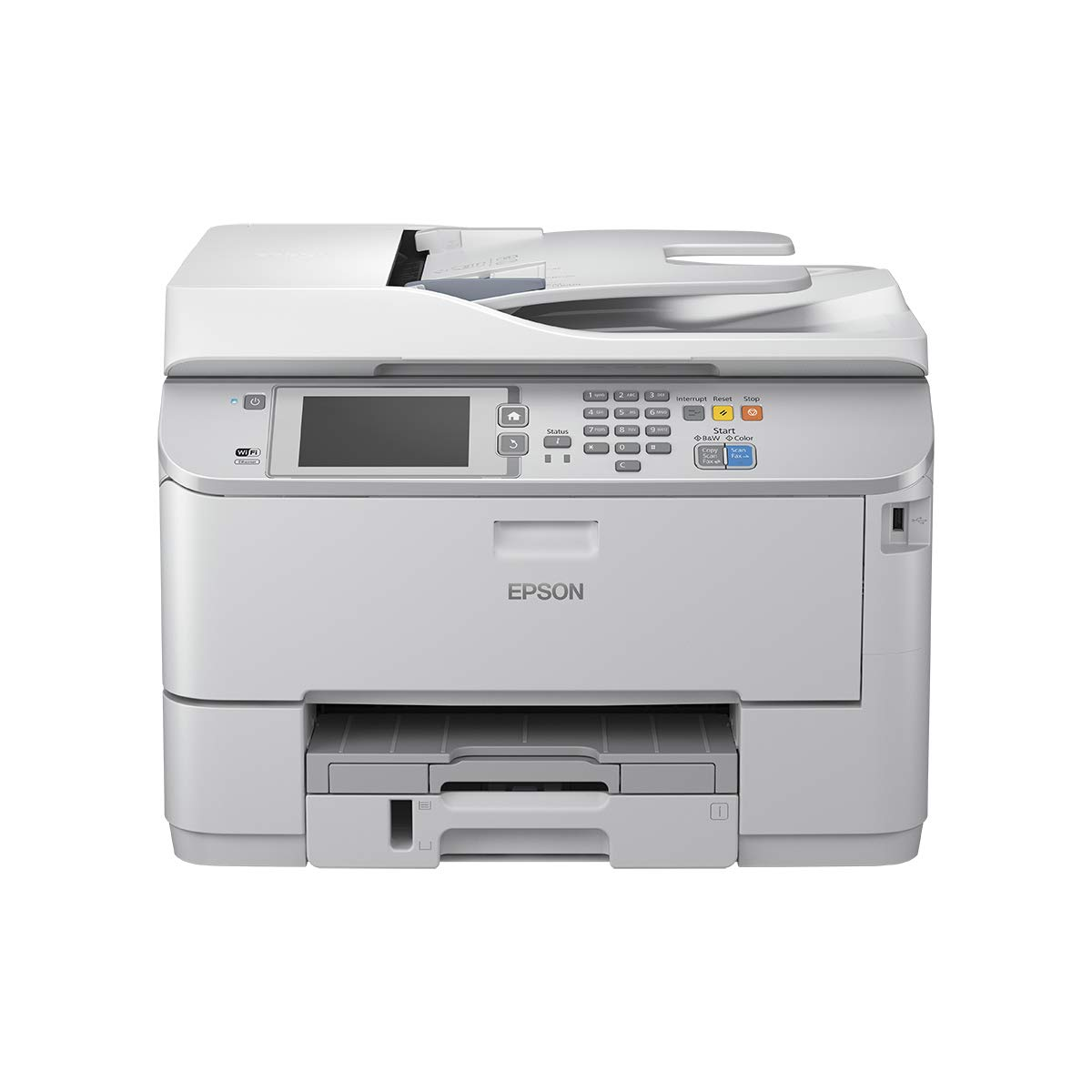 Epson WF-R5691	4 Colour A4 size Photo/5760*1440, CIS Ink Tank system builtin , Duplex Print/Scan , DADF,Direct WiFi , Network