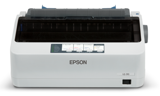 Epson  LQ-310+II  24 Pin, 80 Col ,416 CPS,1+4 copies, 64KB