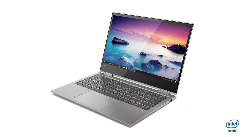 Lenovo Yoga 730-13IKB 81CT0042IN 13.3-inch Full HD Laptop (8th Gen I5-8250U/8GB DDR4/512GB SSD/Windows 10 Home/Office H&S 2016/Integrated Graphics), Platinum