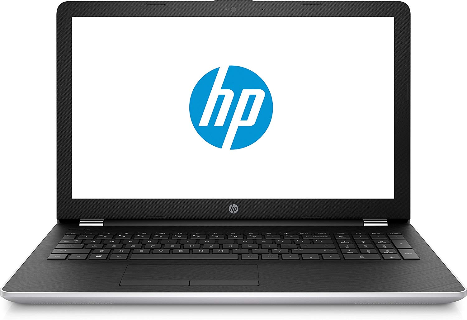 HP 15 DA0300TU 2018 15.6-inch Laptop (8th Gen i5-8250U/4GB/1TB/DOS/Integrated Graphics), Sparkling Black