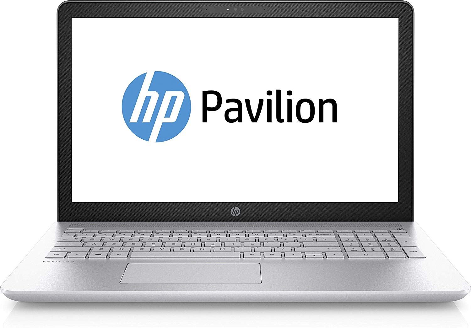 HP Pavilion Intel Core i5 15.6-inch FHD Thin and Light Laptop (8GB/1TB HDD/Windows 10 Home/2GB Graphics/Silver/2.02 kg), cc129TX