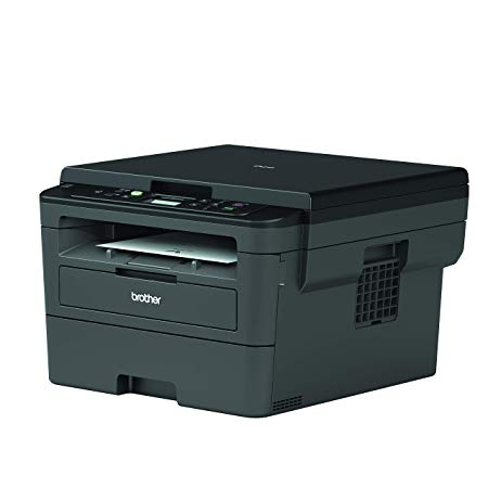 Brother DCP-L2531DW Mono Laser Multi-Function Printer (Black)